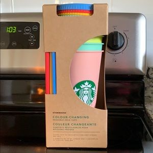 ✨NEW✨ Starbucks color changing cups